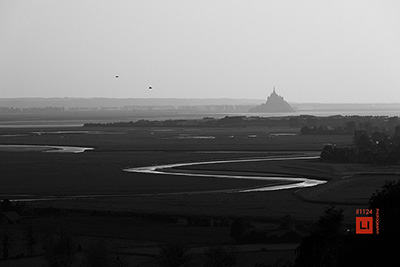 travel photography mont saint michel